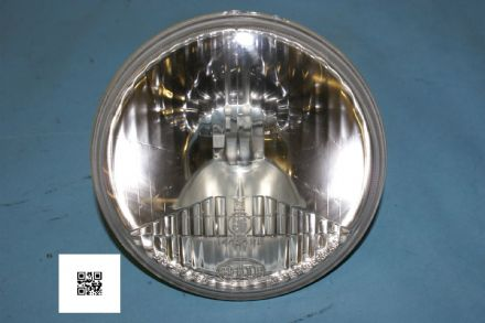"1956-1982 Corvette C1 C2 C3 Headlight 5 3/4"" Main Beam H4 Hella, 14464, Used Fair"
